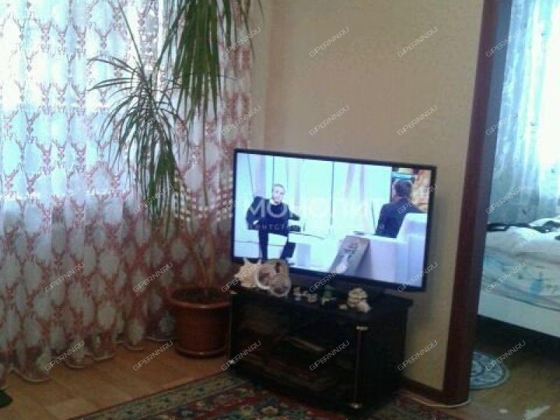 однокомнатная квартира на улице Шоссейная дом 13 посёлок Новосмолинский