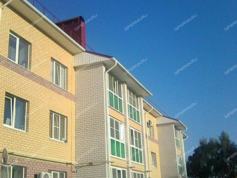 двухкомнатная квартира на улице Симанина дом 2 село Дивеево