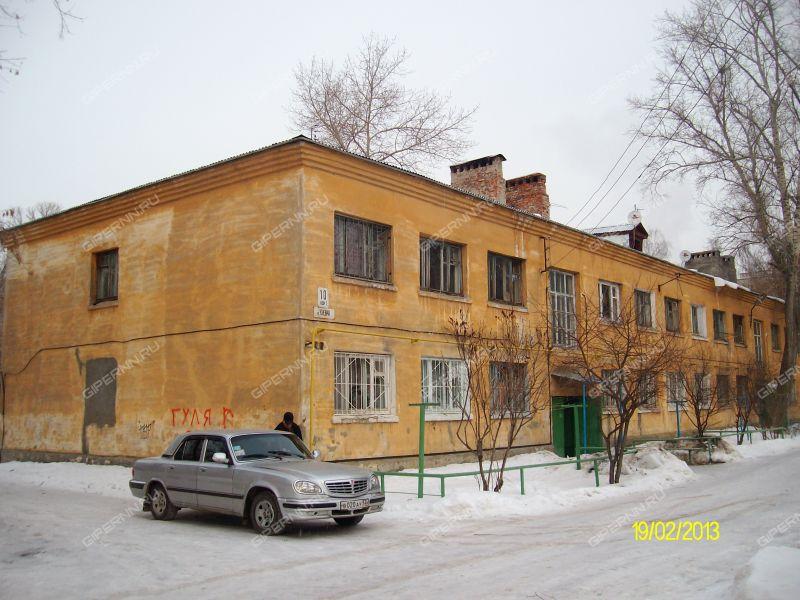 комната в доме 10 к1 на улице Усиевича