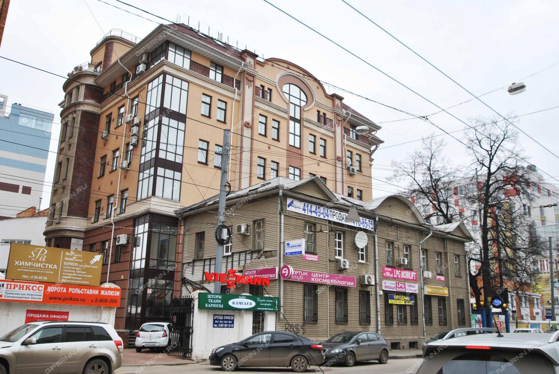 поиск помещения под офис Батюнинская улица