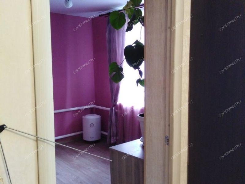 двухкомнатная квартира на улице Советская дом 16 посёлок Окский