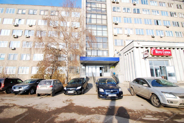 Аренда офиса на ванеева 205 арендовать офис Орлово-Давыдовский переулок