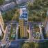трёхкомнатная квартира в новостройке на улице Цветочная, дом №8 по генплану