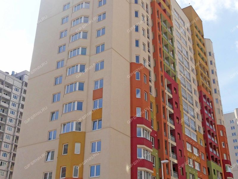однокомнатная квартира на Первоцветной улице дом 4 к1