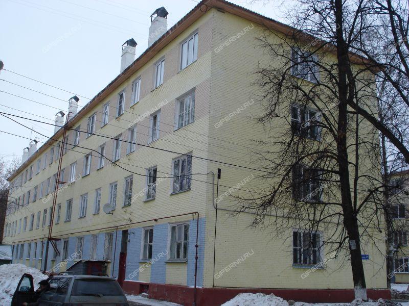 комната в доме 27 на проспекте Кирова