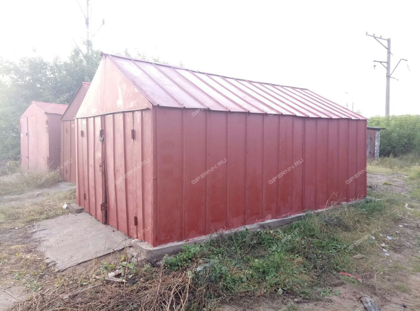 Бетон для фундамента гаража
