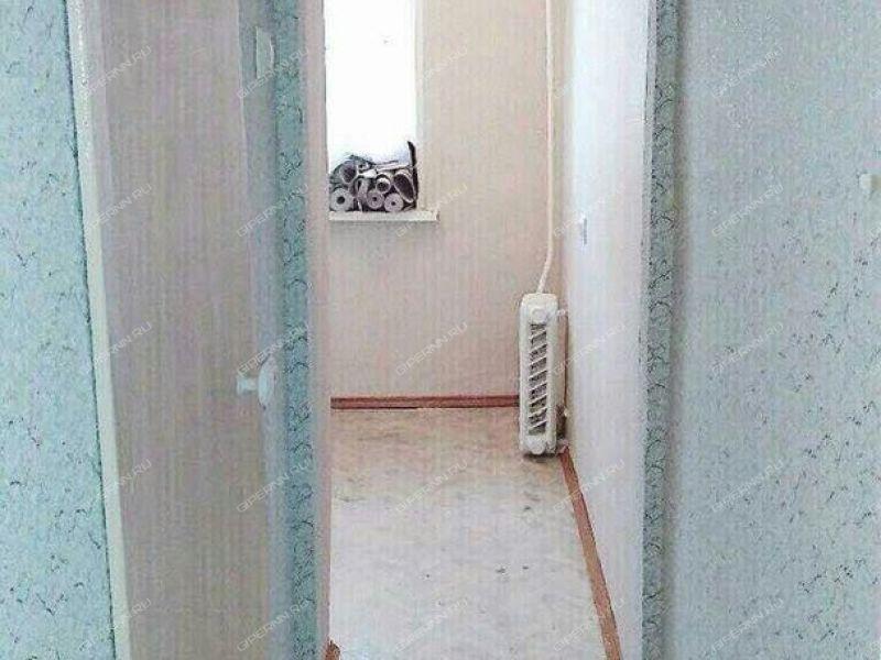 однокомнатная квартира на улице Пермякова дом 16