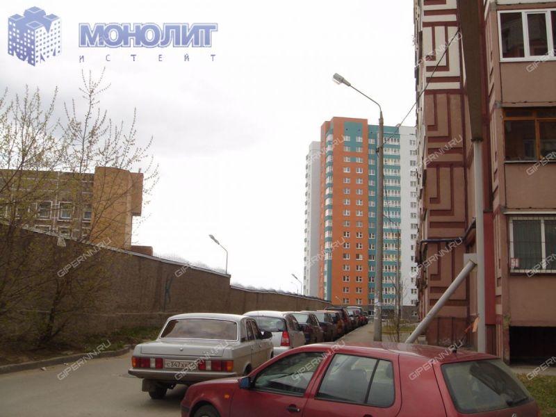 однокомнатная квартира на Казанском шоссе дом 2 к1