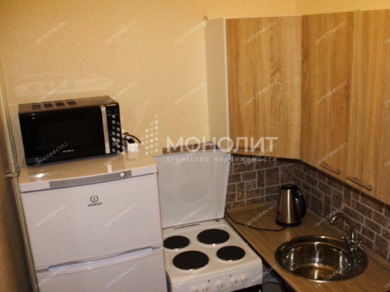 однокомнатная квартира на набережной Окская дом 19 город Дзержинск