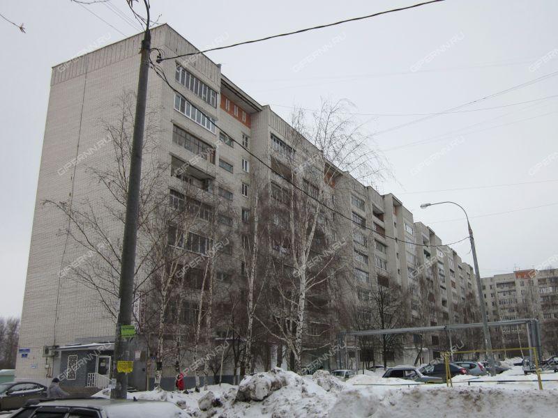 двухкомнатная квартира на улице Мончегорская дом 17а к3