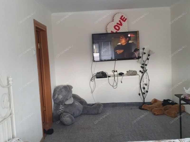 двухкомнатная квартира на улице Арктическая дом 20