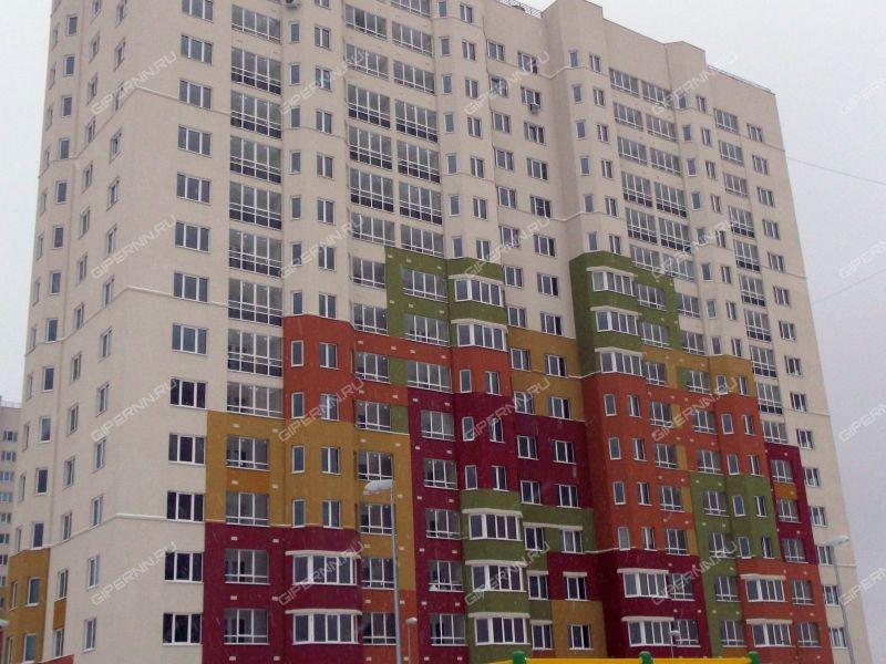 трёхкомнатная квартира на улице Академика Сахарова дом 115 к1