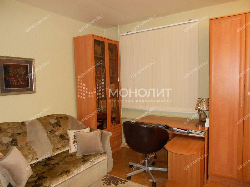 однокомнатная квартира на улице Лескова дом 3а
