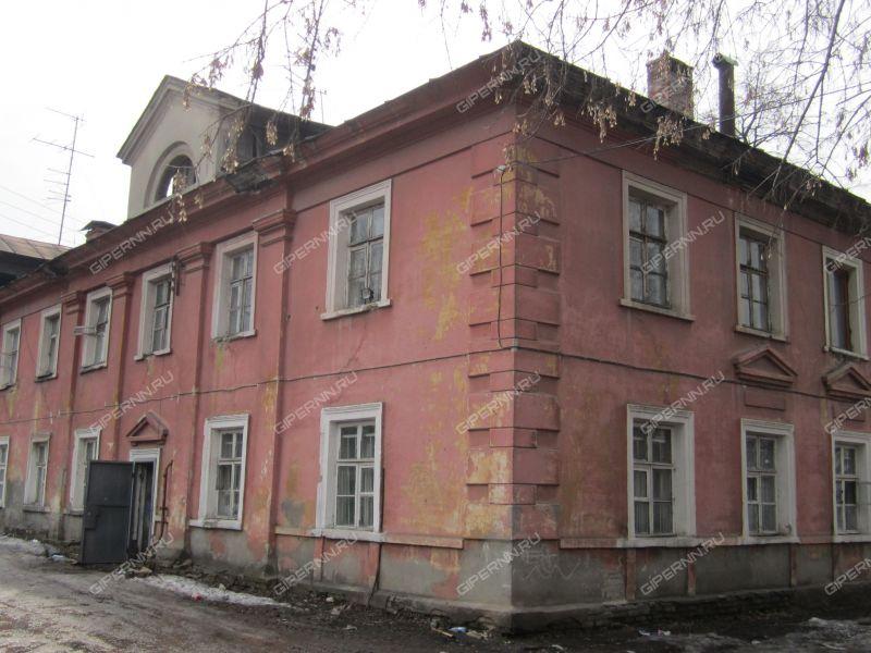 комната в доме 5 на улице Новикова-Прибоя
