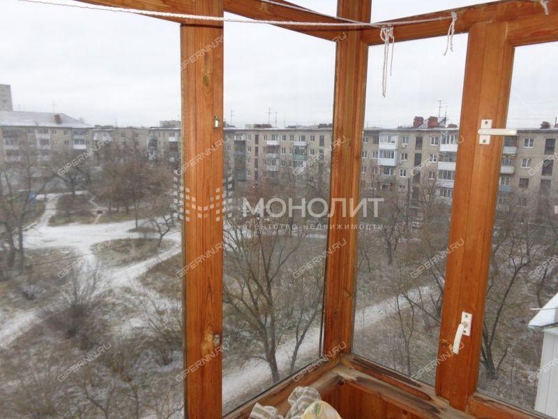 двухкомнатная квартира на проспекте Циолковского дом 23А город Дзержинск