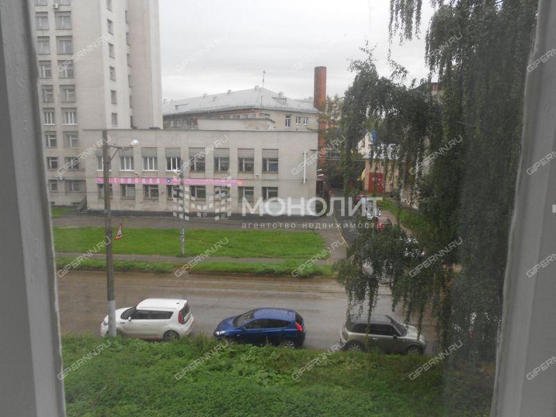 трёхкомнатная квартира на улице Пушкина дом 11
