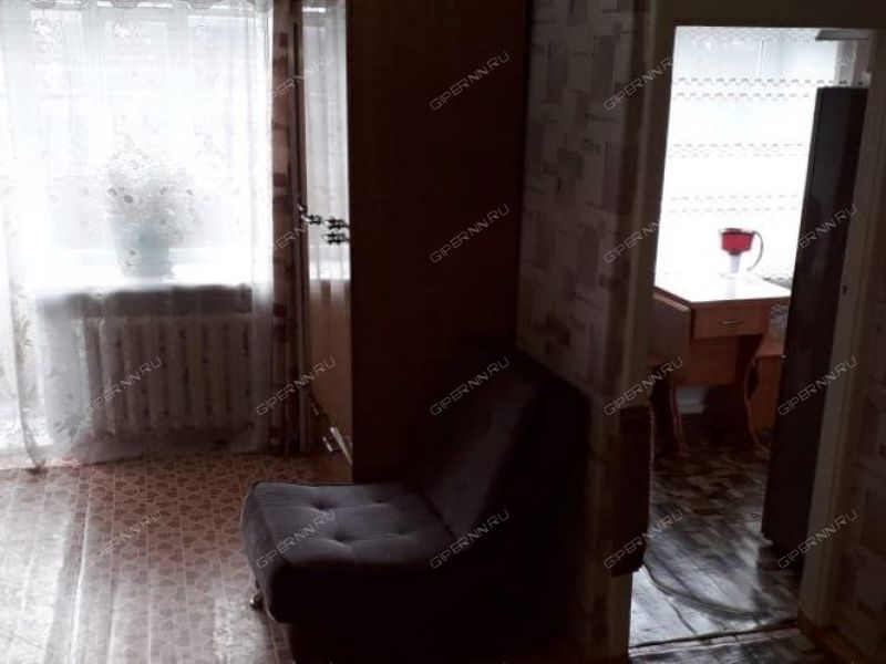 однокомнатная квартира на улице Терешковой дом 4 город Дзержинск