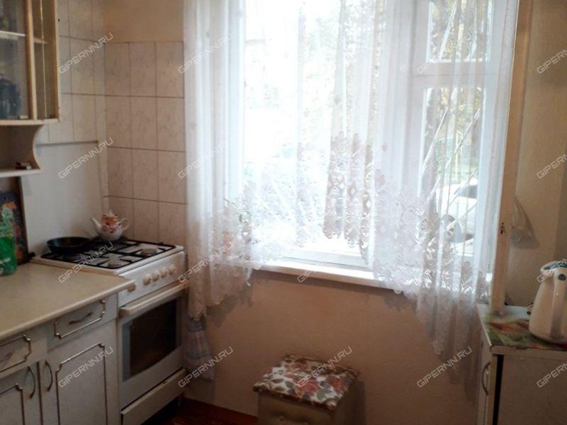 однокомнатная квартира на улице Космическая дом 40