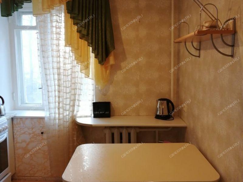 двухкомнатная квартира на улице Тимирязева дом 3