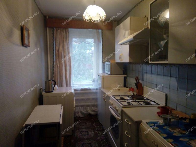 однокомнатная квартира на Центральная дом 8 посёлок Мирный