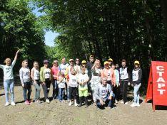 Ассоциация ЛУАН провела марафон здоровья «Движение-жизнь!»