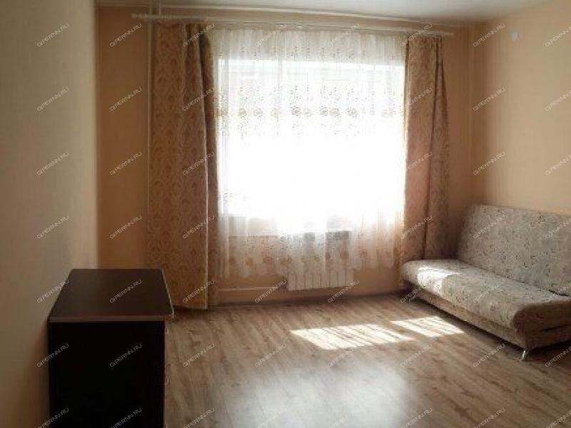 комната в доме 2 на улице Героя Усилова