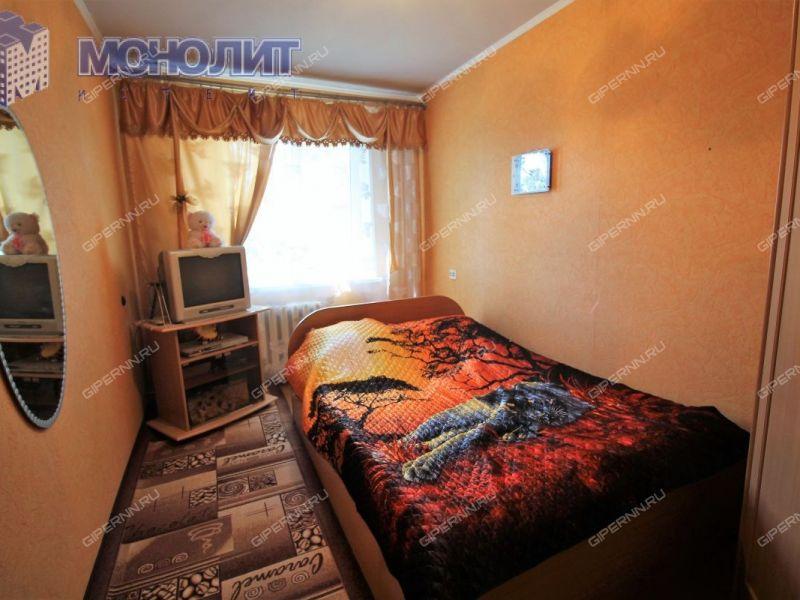 двухкомнатная квартира на улице Сергея Акимова дом 2