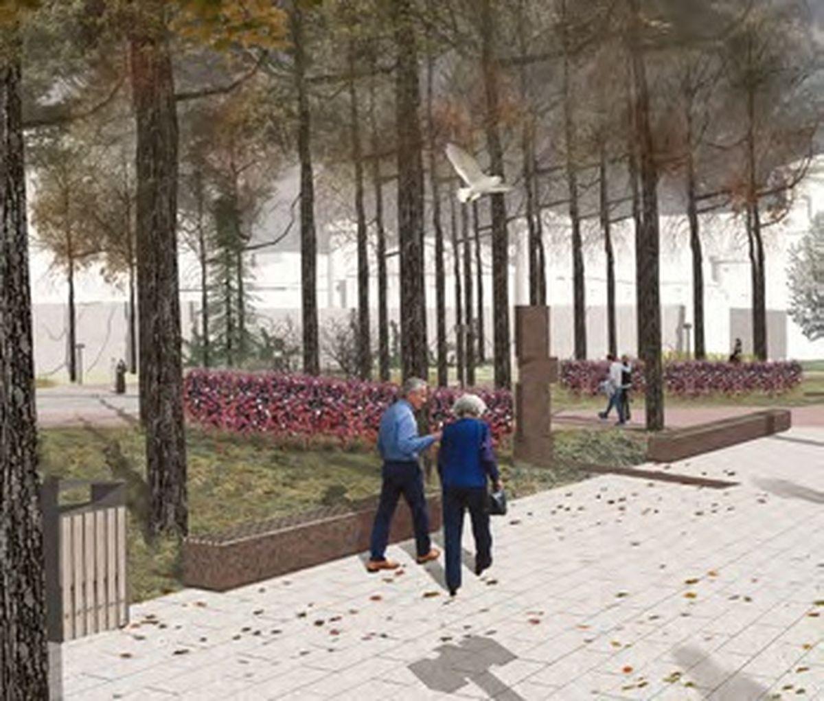 Какие парки и скверы благоустроят в 2018 году в Нижнем Новгороде? - фото 20