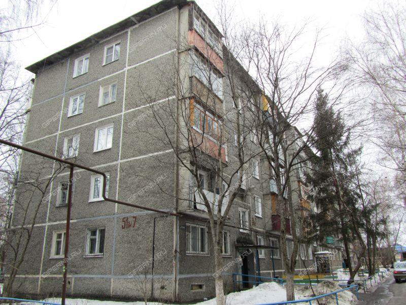 однокомнатная квартира на проспекте Ленина дом 51 к7