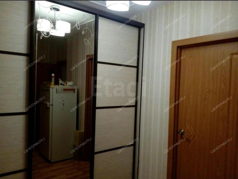 однокомнатная квартира на улице Академика Сахарова дом 115/1