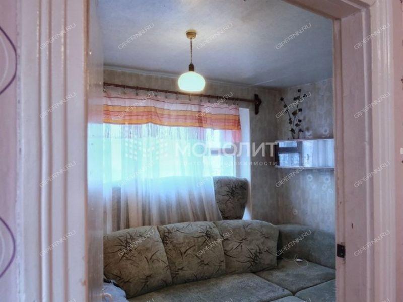 двухкомнатная квартира на улице Должанская дом 6