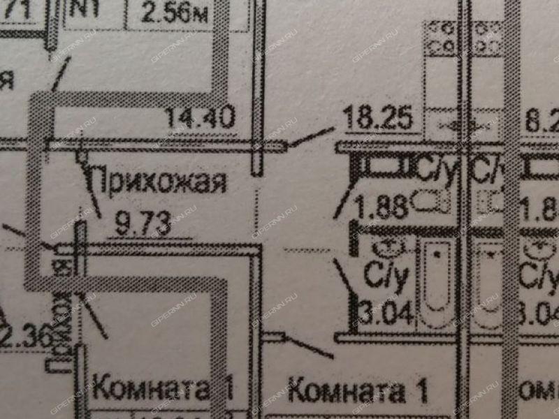 однокомнатная квартира в новостройке на Малоэтажной улице