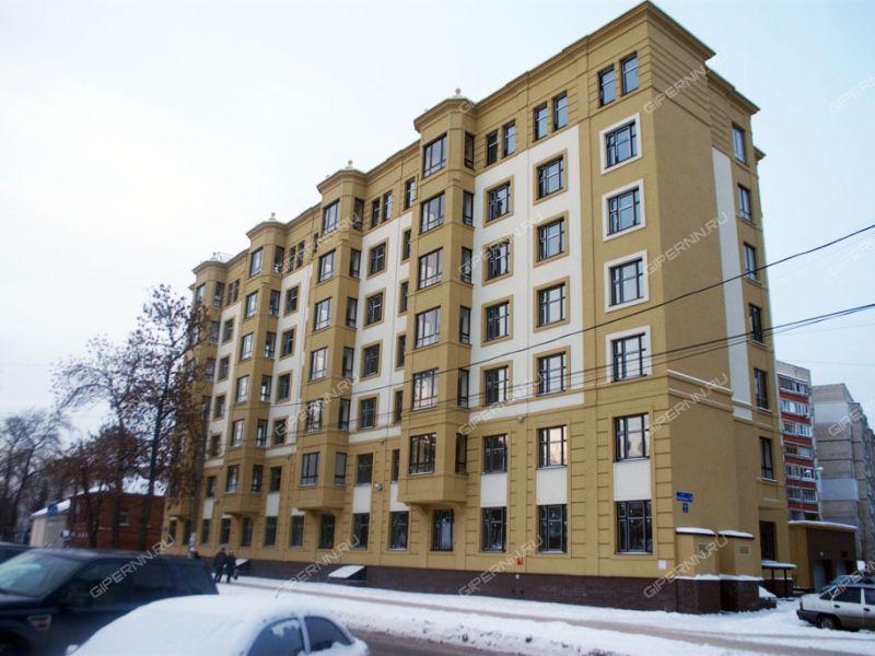 парковочное место на улице Щербакова
