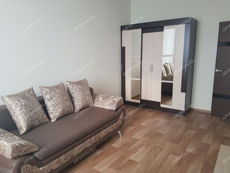 комната в доме 48 на проспекте Гагарина