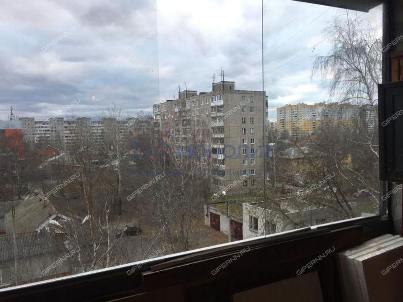 двухкомнатная квартира на улице Баренца дом 9