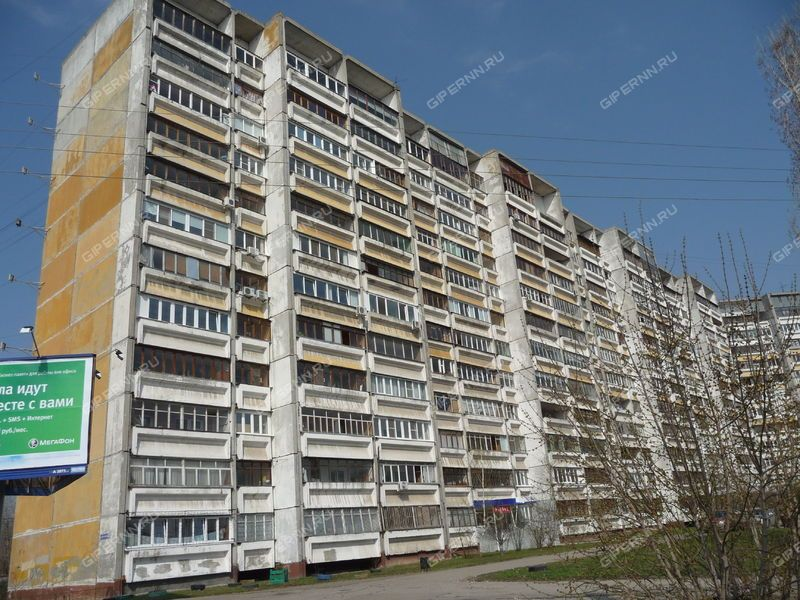 однокомнатная квартира на Пролетарской улице дом 6