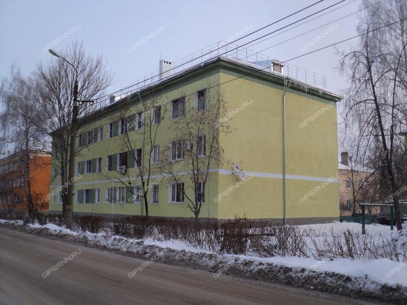 однокомнатная квартира на улице Народная дом 14 город Дзержинск