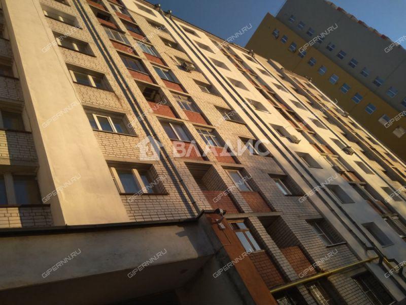 двухкомнатная квартира на улице 40 лет Октября дом 7Б