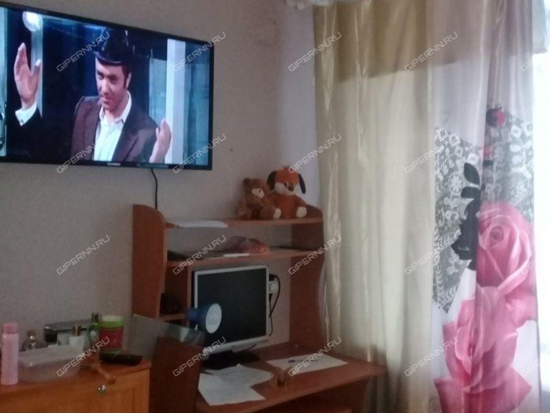 однокомнатная квартира на улице Краснофлотская дом 30 город Чкаловск
