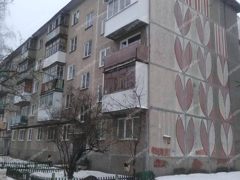 однокомнатная квартира на улице Новомосковская дом 14 город Дзержинск