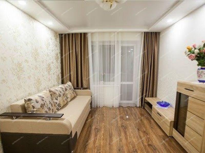 однокомнатная квартира на Херсонской улице дом 10