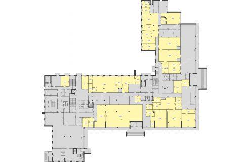 планировки офисного центра фото
