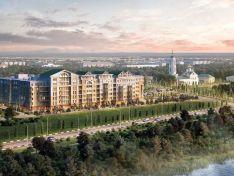 ЖК «Сергиевская слобода»: изысканная архитектура и свободные планировки