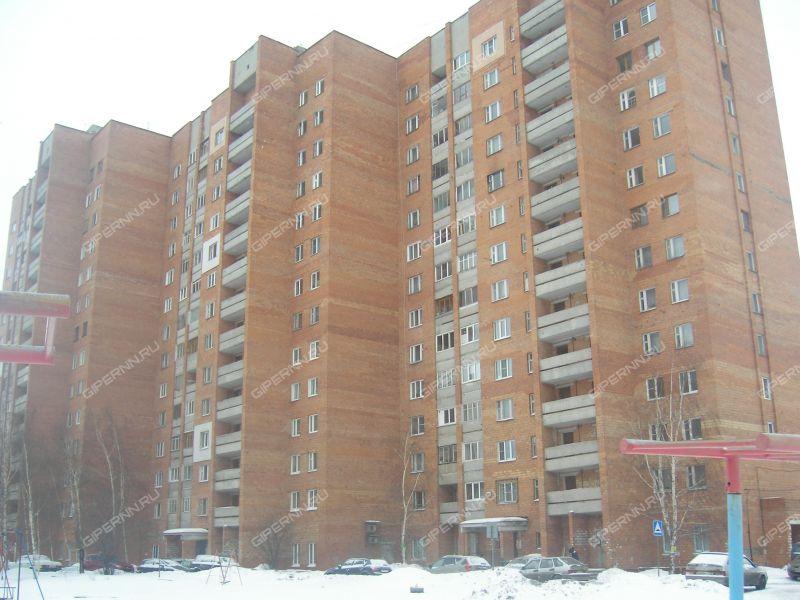 трёхкомнатная квартира на улице Сергея Есенина дом 48