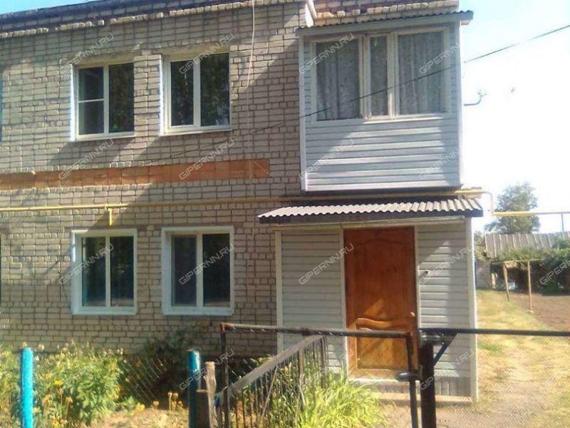 двухкомнатная квартира на улице Пакина дом 72 к3 село Холязино