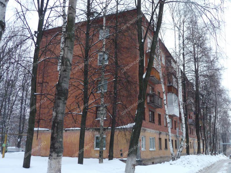 двухкомнатная квартира на улице Вологдина дом 3