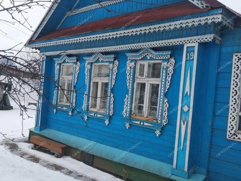 дом на Четвертая улица город Кстово