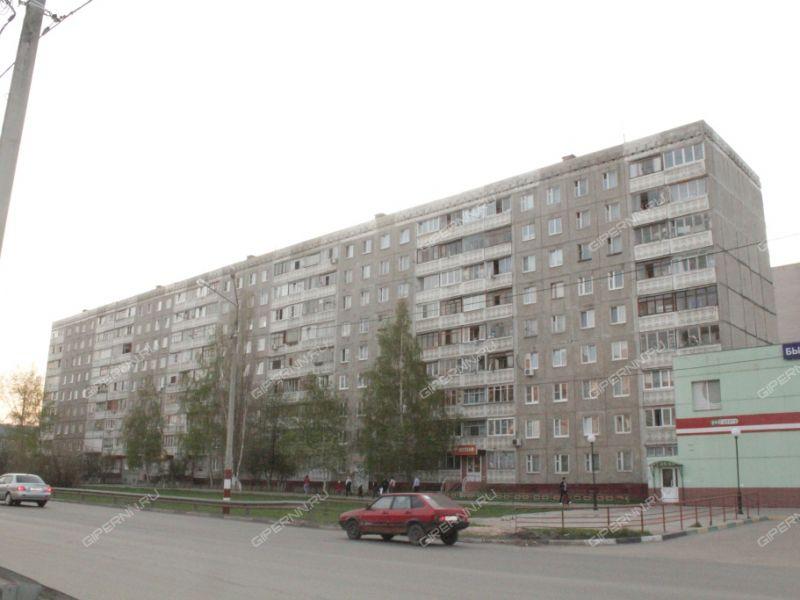 двухкомнатная квартира на улице Львовская дом 13