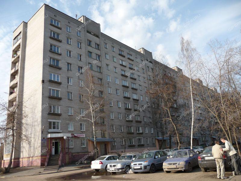 двухкомнатная квартира на улице Федосеенко дом 11