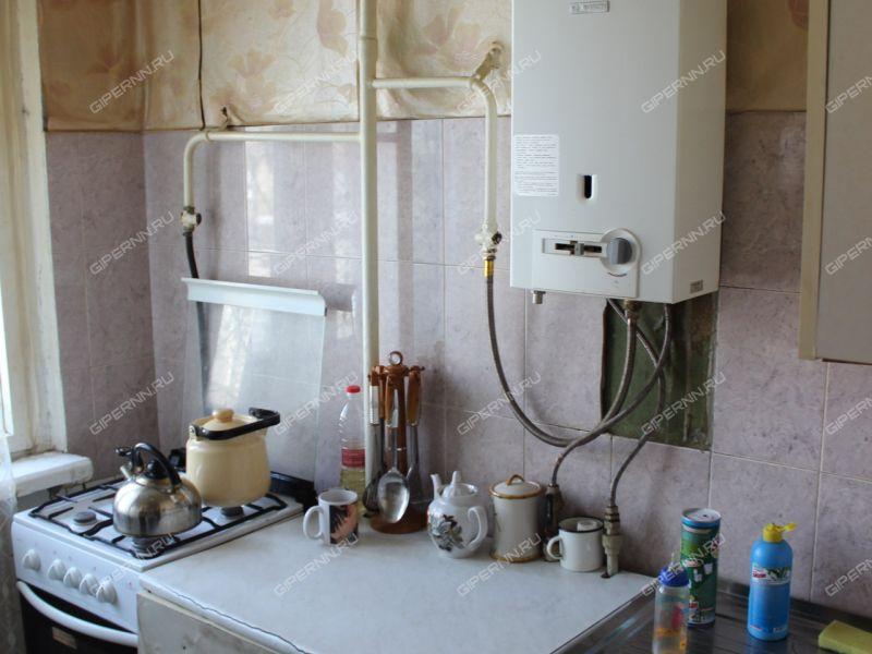 двухкомнатная квартира на улице 1 Мая дом 53 город Арзамас